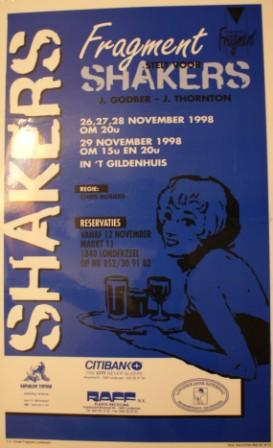 November 1998 - Shakers