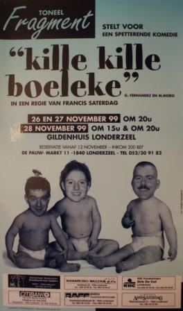 November 1999 - Kille kille boeleke