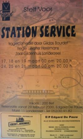 Maart 2000 - Station Service