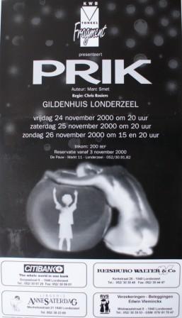 November 2000 - Prik