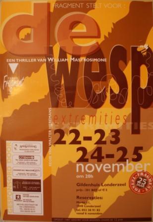 November 2001 - De wesp