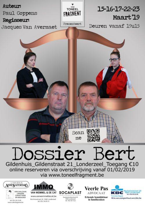 Maart 2019 - Dossier Bert