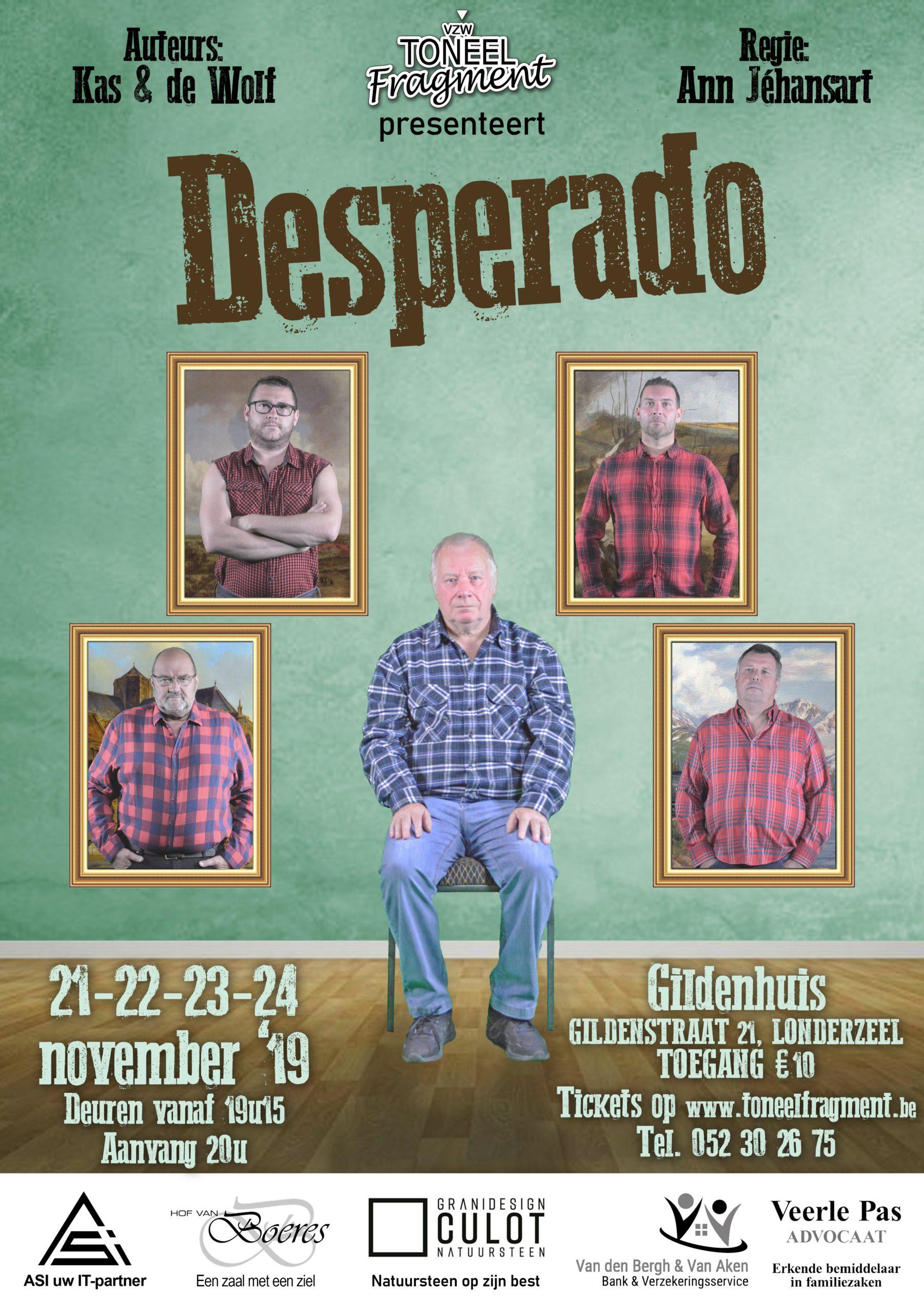 November 2019 - Desperado